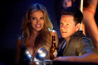 Bar Paly and Mark Wahlberg in