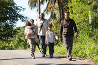 Eva Longoria, Forest Whitaker and Andy Garcia in