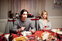 Justin Long and Jess Weixler in