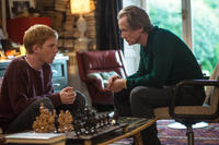 Domhnall Gleeson and Bill Nighy in
