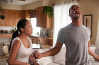 Essence Atkins and Marlon Wayans in