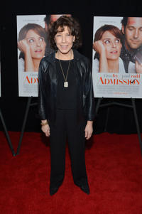 Lily Tomlin at the New York premiere of
