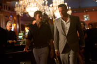 Justin Timberlake as Richie Furst and Ben Affleck as Ivan Block in