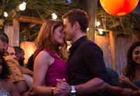 Rebecca Shafran (Gemma Arterton) and Richie Furst (Justin Timberlake) in