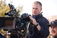 Director Rawson Marshall Thurber on the set of
