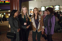 Nia Long as May, Wendi McLendon-Covey as Jan, Zulay Henao as Esperanza and Cocoa Brown as Lytia in
