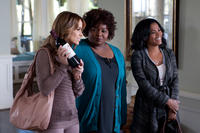Zulay Henao as Esperanza, Cocoa Brown as Lytia and Nia Long as May in