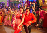 Kareena Kapoor and Salman Khan in