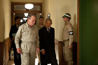 Tommy Lee Jones and Isao Natsuyagi in