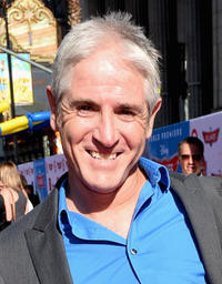 Carlos Alazraqui at the World premiere of
