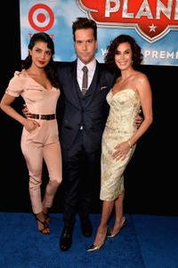 Priyanka Chopra, Dane Cook and Teri Hatcher at the World premiere of
