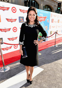 Julia Louis-Dreyfus at the World premiere of