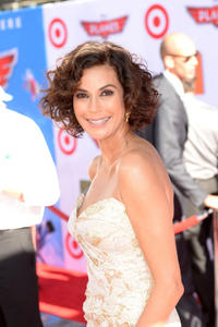 Teri Hatcher at the World premiere of
