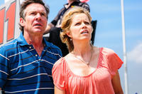 Dennis Quaid as Henry and Kim Dickens as Irene in