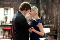 Jim Sturgess as Adam and Kirsten Dunst as Eden in