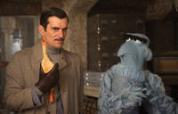 Ty Burrell as Jean Pierre Napoleon and Sam Eagle in
