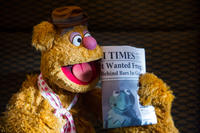 Fozzie Bear voiced by Eric Jacobson in