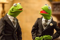 Kermit The Frog and Constantine in