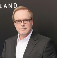 Brad Bird at the California world premiere of