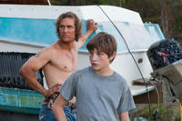 Matthew McConaughey and Tye Sheridan in