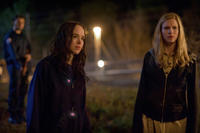 Ellen Page as Izzy and Brit Marling as Sarah in