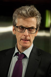 Peter Capaldi as Alan Rusbridger in