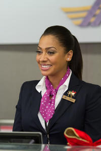 LaLa Anthony as Tanya in Ticketing in