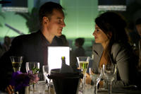 Michael Fassbender as The Counselor and Penelope Cruz as Laura in
