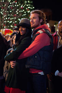 Tika Sumpter as Lacey and Eric Lively as Conner in