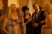 Cate Blanchett as Jasmine, Sally Hawkins as Ginger and Andrew Dice Clay as Augie in
