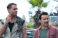 Bobby Cannavale as Chili and Max Casella as Eddie in