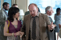 Sally Hawkins as Ginger and Louis CK as Hal in