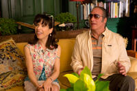 Sally Hawkins as Ginger and Andrew Dice Clay as Augie in