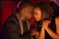 Kevin Hart as Bernie and Regina Hall as Joan in