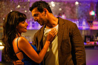 Chitrangda Singh and John Abraham in