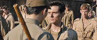 Jack O'Connell as Lou Zamperini in