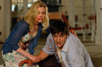 Gillian Jacobs and Ken Marino in