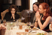 Meryl Streep, Julianne Nicholson and Juliette Lewis in