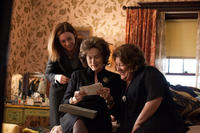 Julianne Nicholson, Meryl Streep and Margo Martindale in