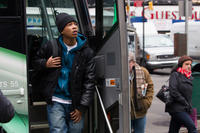 Jacob Latimore as Langston in