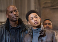 Tyrese Gibson and Jacob Latimore in