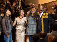 Jacob Latimore, Angela Bassett, Jennifer Hudson and Forest Whitaker in