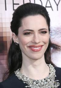 Rebecca Hall at the California premiere of