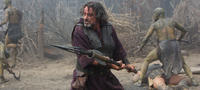 Ian McShane as Amphiaraus in