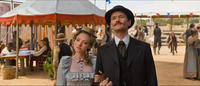 """Amanda Seyfried and Neil Patrick Harris in """"A Million Ways to Die in the West."""""""
