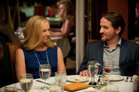 Toni Collette as Sarah and Ben Falcone as Will in