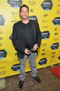 Francis Capra at the Texas premiere of