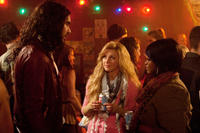 Russell Brand, Julianne Hough and Octavia L. Spencer in