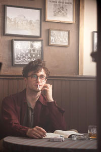 Daniel Radcliffe as Allen Ginsberg in