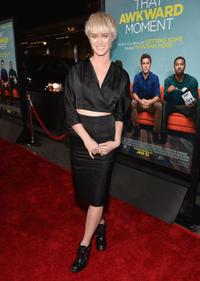 Mackenzie Davis at the California premiere of